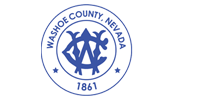 Washoe County logo for time management